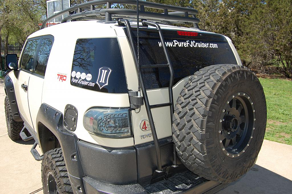 Gobi Ladder Toyota Fj Cruiser Forum