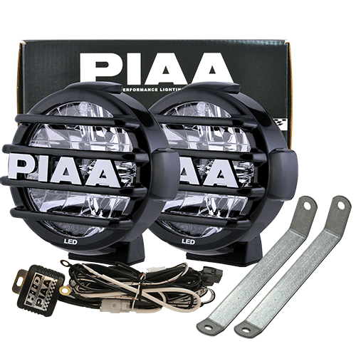 PIAA 570 LED Toyota FJ Cruiser Vehicle Specific Kit