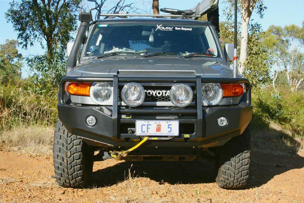 TJM Off-Road Bull Bar Bumper 2007-2014 FJ Cruiser