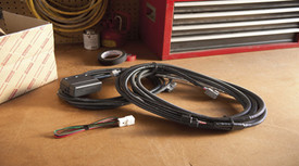 FJ Cruiser Towing Wire Harness