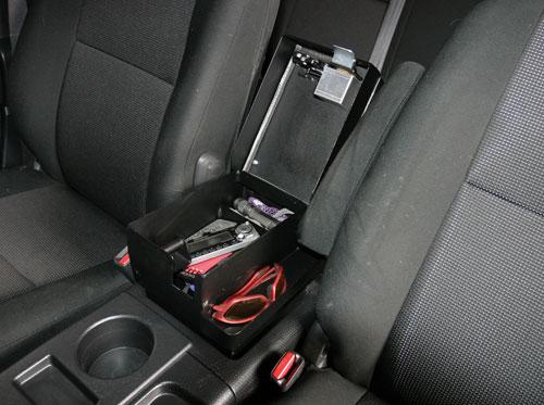 Used Fj Cruiser >> Tuffy FJ Cruiser Security Console [144] - $209.00 : Pure ...