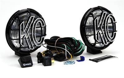 KC HiLiTES 6 Inch Apollo Pro Series Fog Light Kit