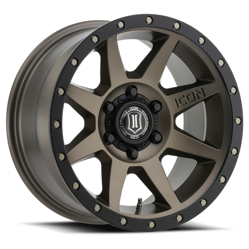 "REBOUND 17"" Bronze Finish"