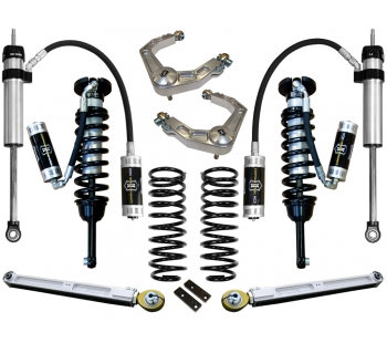 2007 - 2009 FJ Cruiser Suspension System - Stage 5