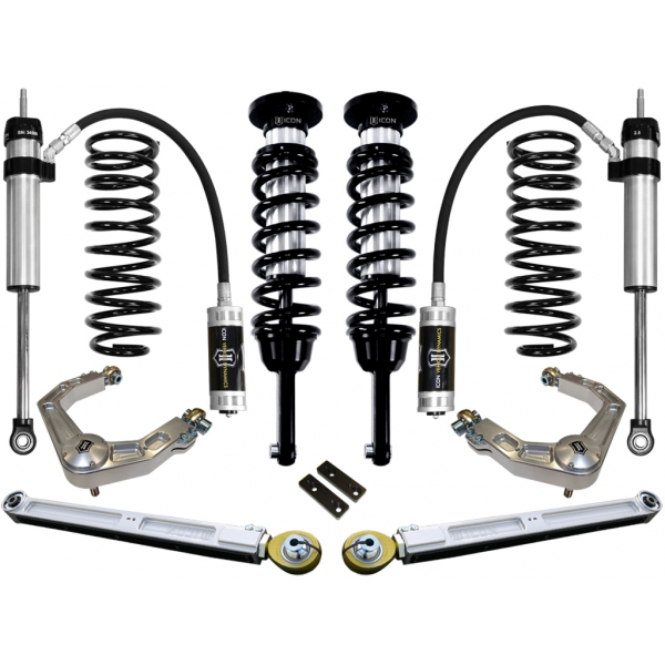 2010 - 2014 FJ Cruiser Suspension System - Stage 4