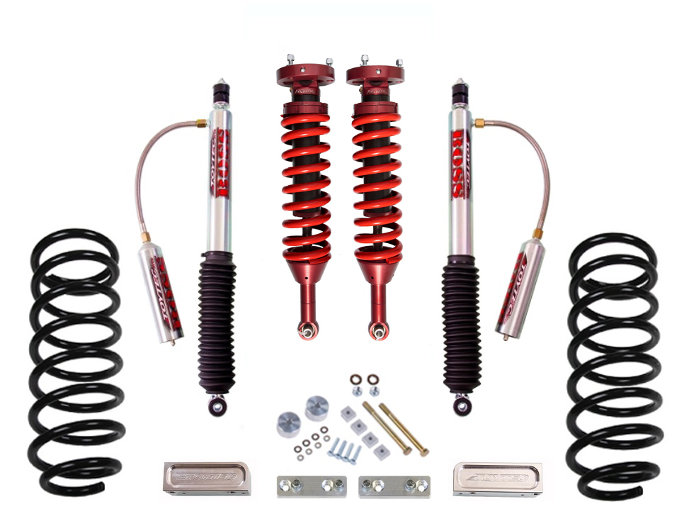 Toytec Boss Performance Suspension System for 07-09 FJ Cruiser