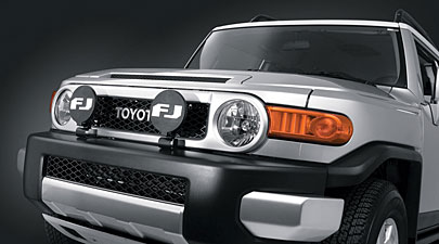 FJ Logo Light Cover