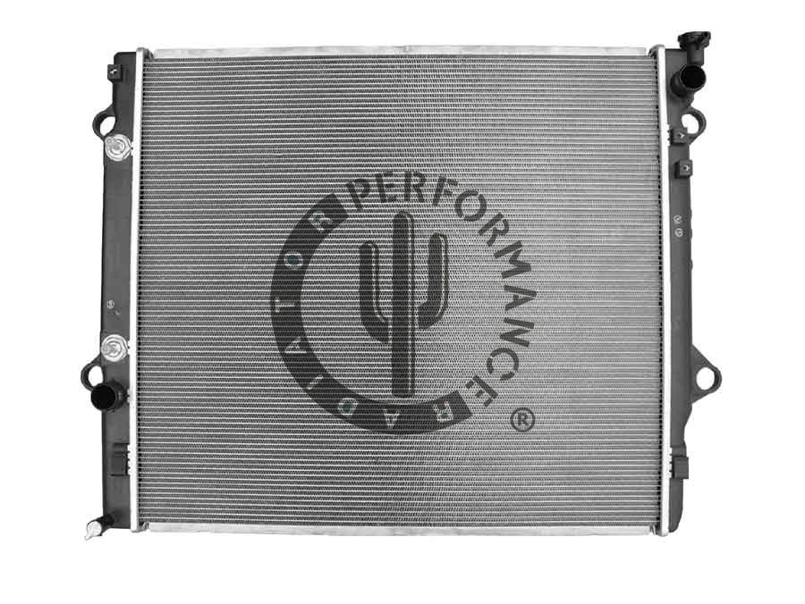 Performance Radiator - Replacement for 2007-2014 FJ Cruiser