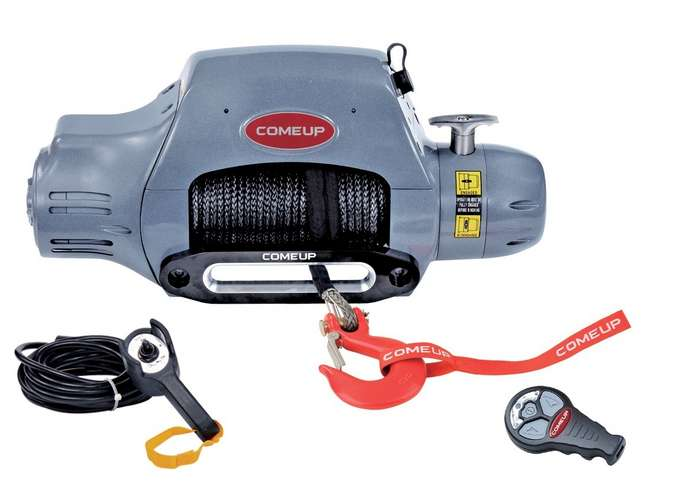 Comeup SEAL 9.5rsi, 12V WINCH