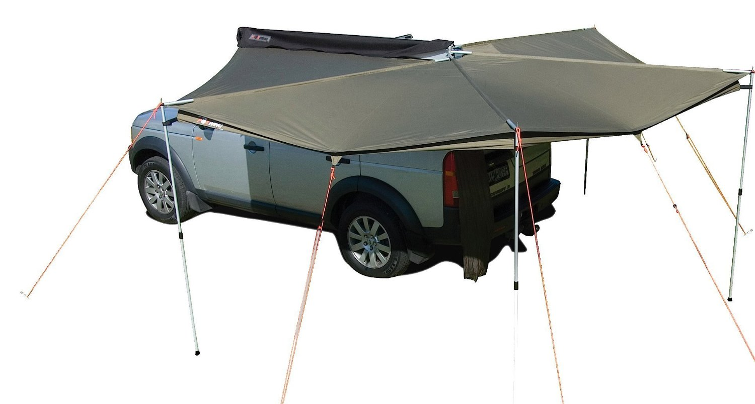 Rhino-Rack Foxwing Awning Left Side Mounting