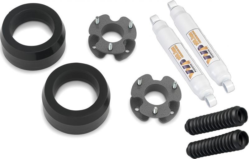 Warrior Products 2007 – 2014 Toyota FJ Cruiser 3″ / 2″ Stage 1 Lift Kit w/Shocks