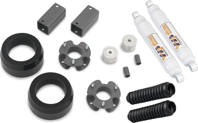 Warrior Products 2007 – 2014 Toyota FJ Cruiser 3″ / 2″ Stage 2 Lift Kit w/Shocks