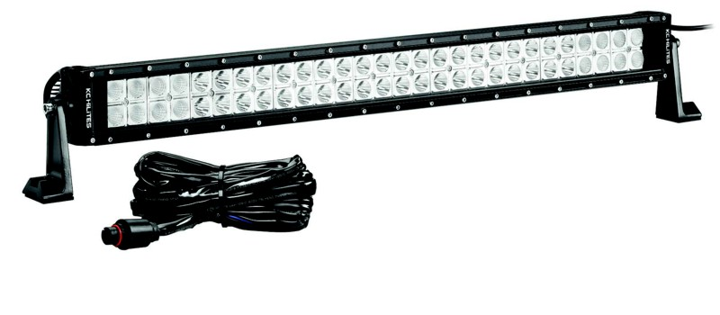 "KC HiLiTES C-Series LED - 30"" Bar Combo Spot / Spread - Black"