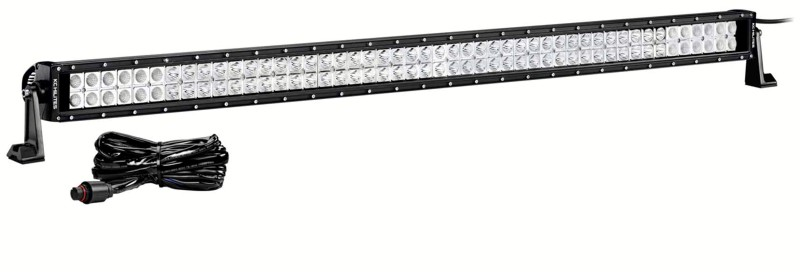 "KC HiLiTES C-Series LED - 50"" Bar Combo Spot / Spread - Black"