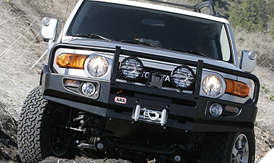 ARB Underpanel kit for 3420210 FJ Cruiser 2007-2009 Bumper
