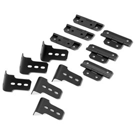 Warrior Products Roof Rack Adjustable Mount Bracket (6)