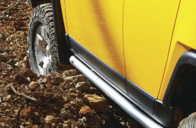 ARB FJ Cruiser Rock Rails
