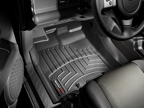 Weathertech FloorLiner DigitalFit - Front Set 07-11 (Hook Type)