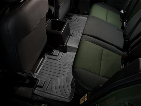 Weathertech FloorLiner DigitalFit - Rear