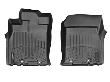 Weathertech FloorLiner DigitalFit - Front Set 12-14 (Twist-Lock Type)