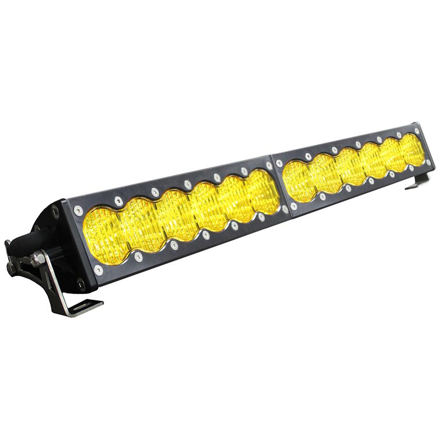 "OnX6, Amber 20"" Wide Driving LED Light Bar"