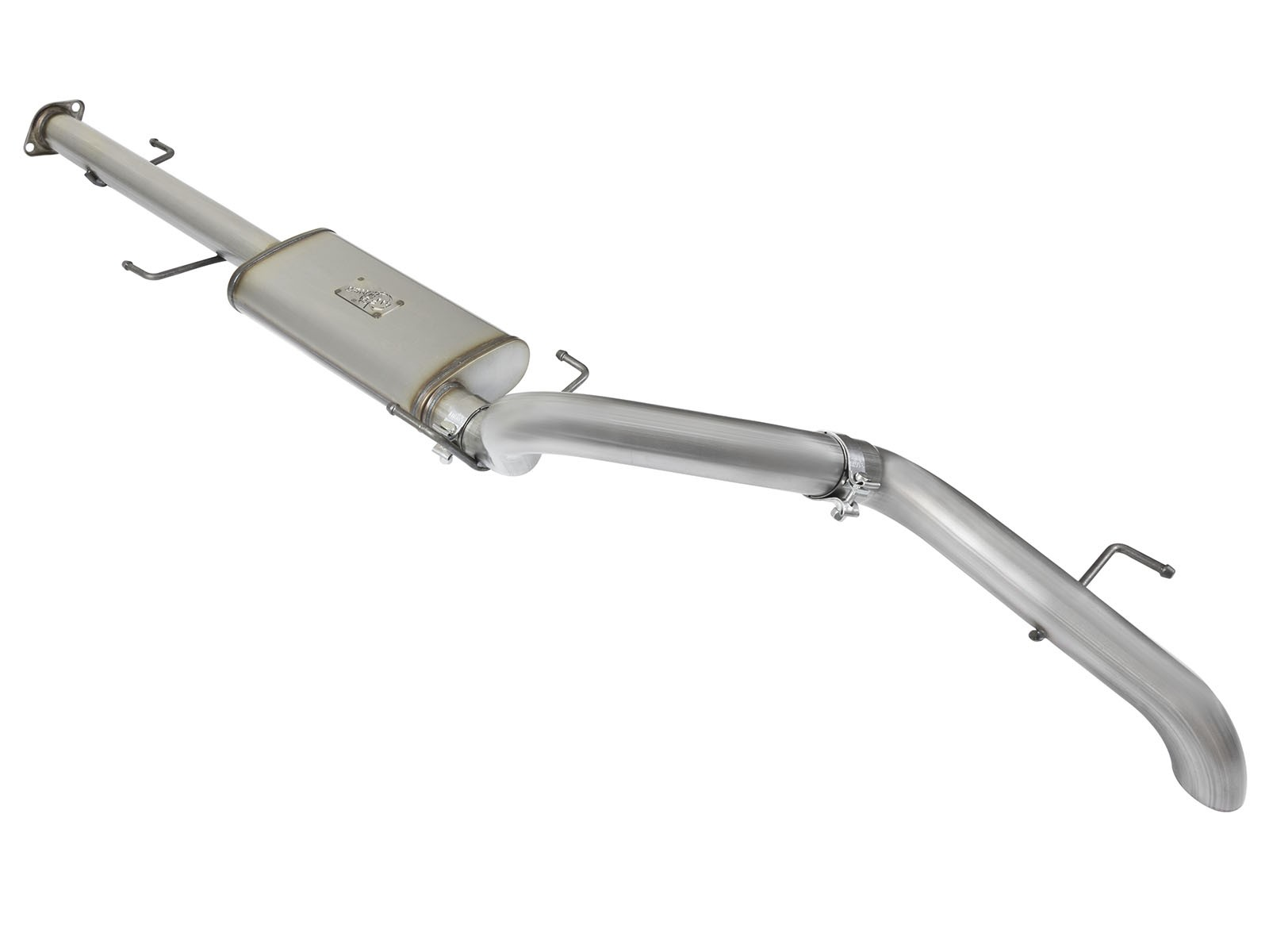 "aFe POWER 49-46005-1 MACH Force-Xp 3"" 409 Stainless Steel Cat-Back Exhaust System"