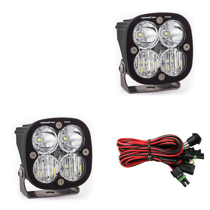 Squadron Pro, Pair Driving/Combo LED