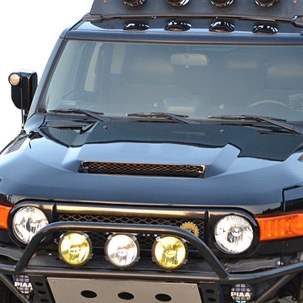 RK Sport Ram Air Extractor Hood 07-14 FJ Cruiser - Click Image to Close