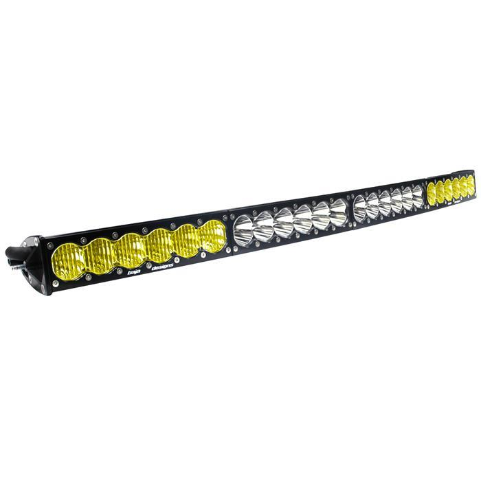 "OnX6, Arc Dual Control 40"" Amber/White LED Light Bar"