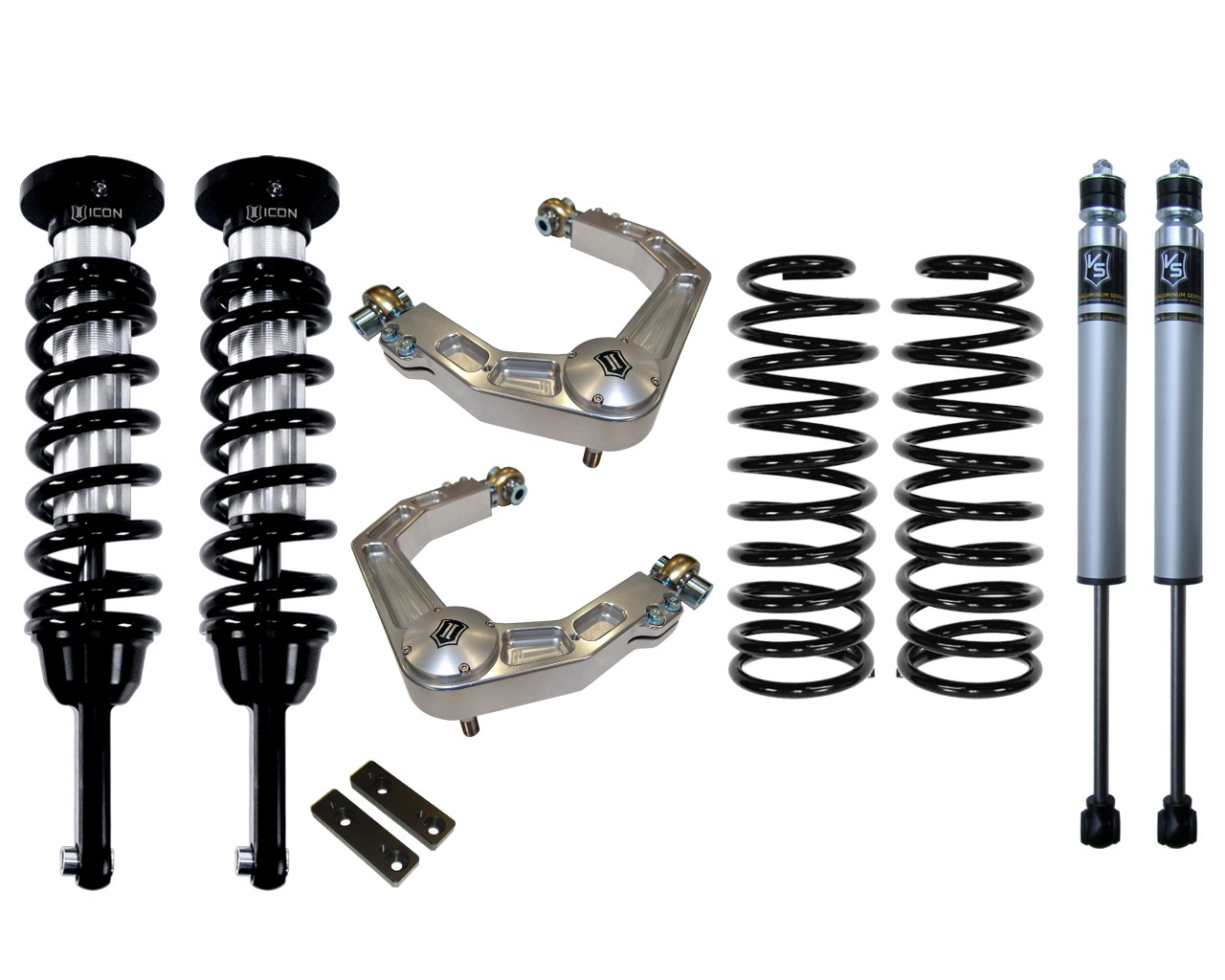 2010 - 2014 FJ Cruiser Suspension System - Stage 2