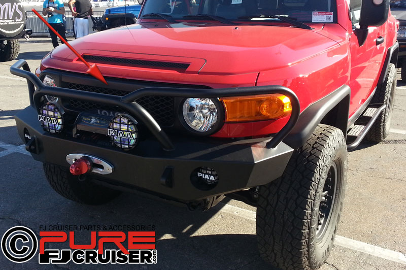 Trail Teams Edition Black Grille