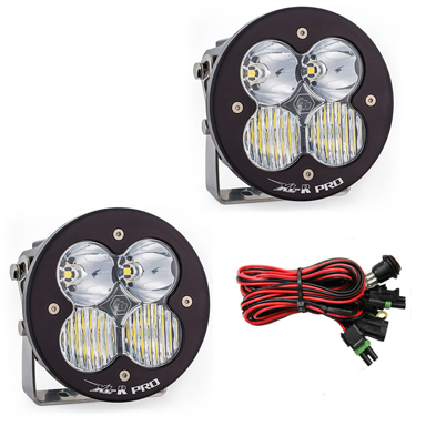 LED Light Pods Driving Combo Pattern Pair XL R Pro Series Baja Designs