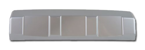Front Valance Panel - SILVER