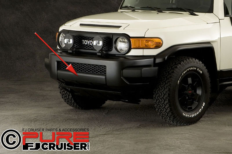 Trail Teams Edition Black Front Valance