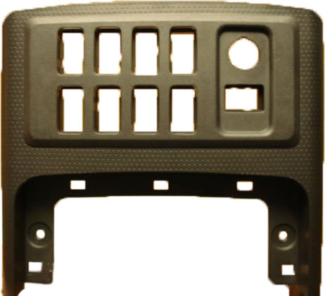 FJ Cruiser Center Console Switch Insert