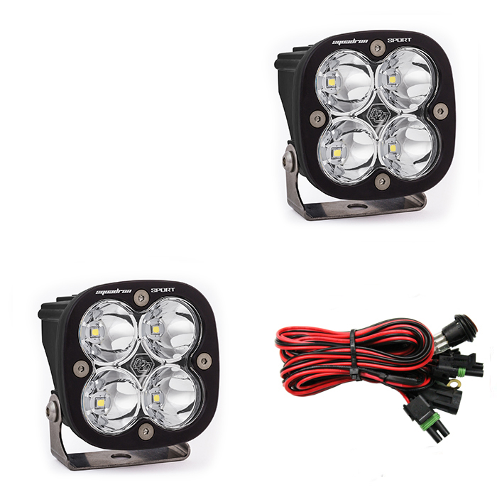 Squadron Sport, Pair Work/Scene,LED