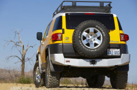 ARB FJ Cruiser Rear Bumper