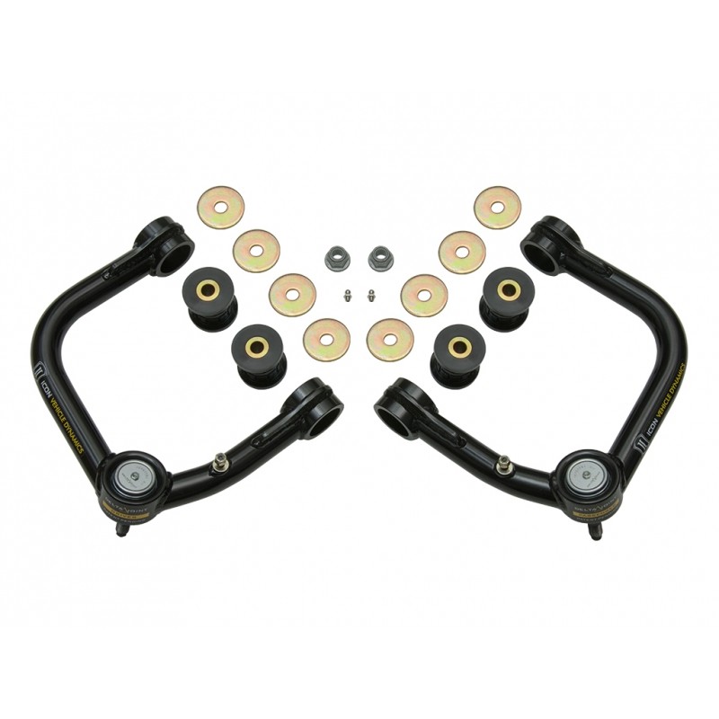 Icon Vehicle Dynamics 2007-UP Toyota FJ Cruiser Delta Joint Tubular Upper Control Arm Kit