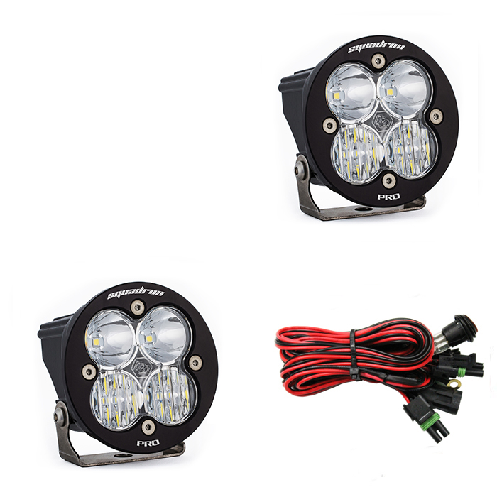 Squadron-R Pro, Pair Driving/Combo LED