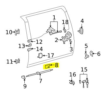 Need Help Dual Battery And Winch Wiring Questions likewise Land Cruiser Fuse Box in addition 2000 Jeep Grand Cherokee Front Axle Diagram furthermore Fj Cruiser Antenna Parts in addition . on toyota fj cruiser body parts diagram