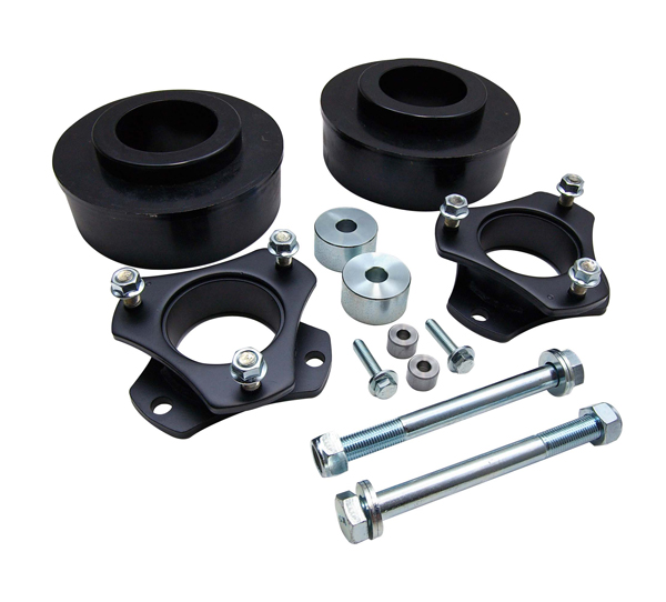 "FJ Cruiser SST Lift Kit: 2007-2014 - 3.0""F/2.0""R"