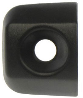 Replacement Black Keyhole Cover