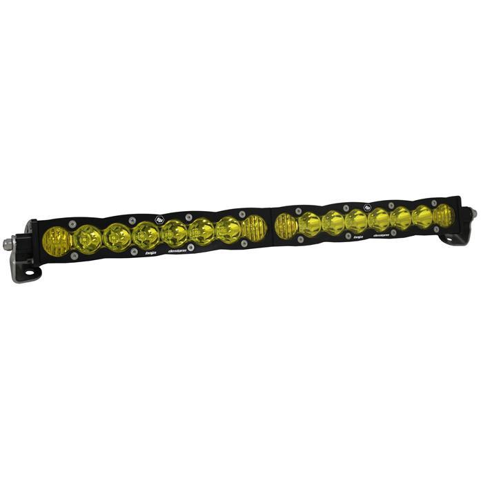 S8, 20 inch Driving/Combo Amber,LED Light Bar