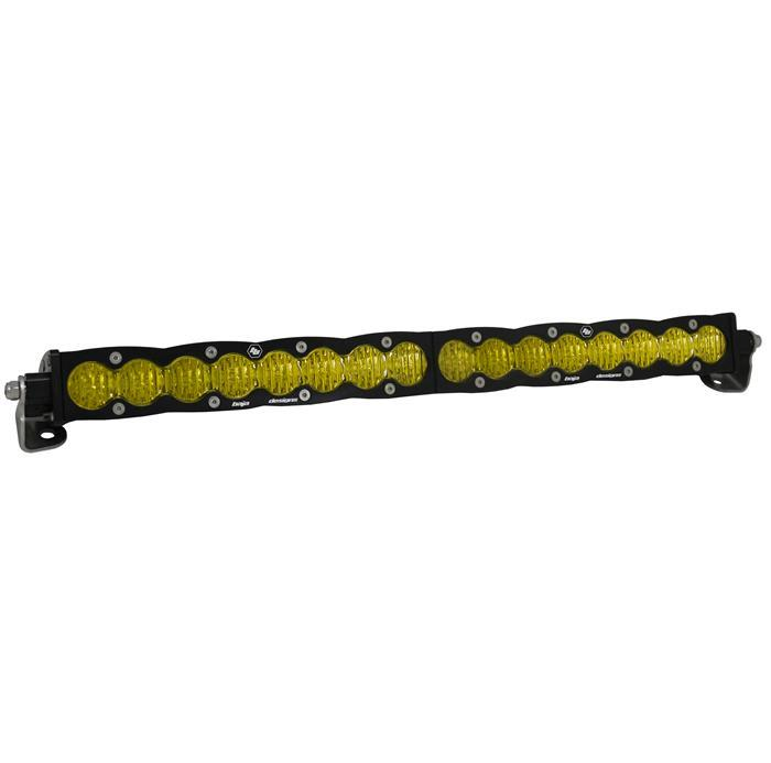 S8, 20 inch Wide Driving Amber,LED Light Bar
