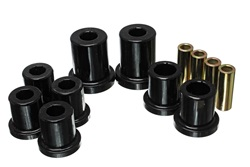 Front Control Arm Bushing Set Black - FJ Cruiser 07-09