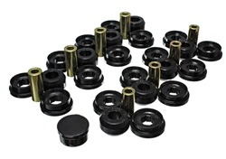 Rear Control Arm Bushing Set (Black) - FJ Cruiser 07-09