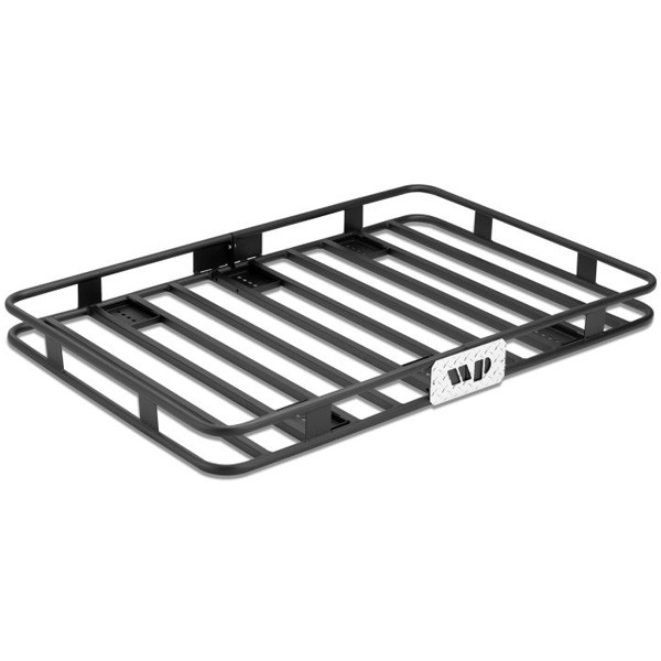 "Warrior Products Outback Roof Rack Basket 40"" X 50"" X 4"" One Piece Welded"