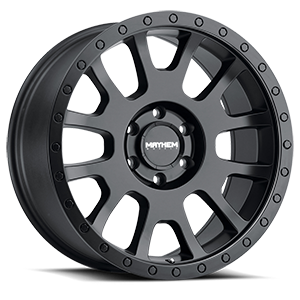 Mayhem Wheels Scout 8302 Matte Black
