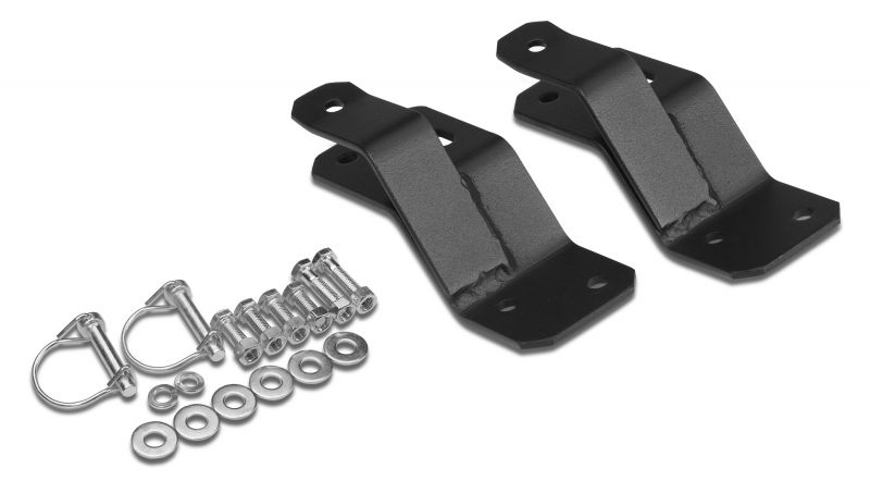 Warrior Products Universal Hi-Lift Jack Mounts