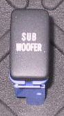 Toyota Subwoofer Switch - OEM